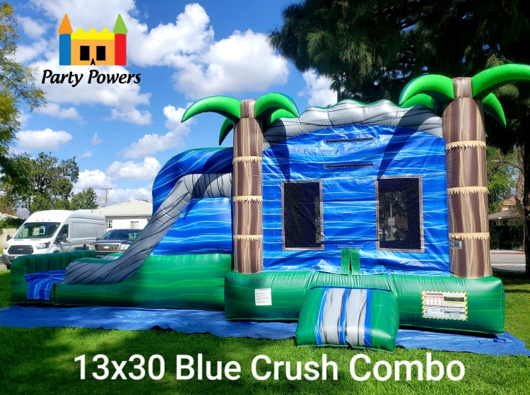 13x30 Blue Crush Combo Wet