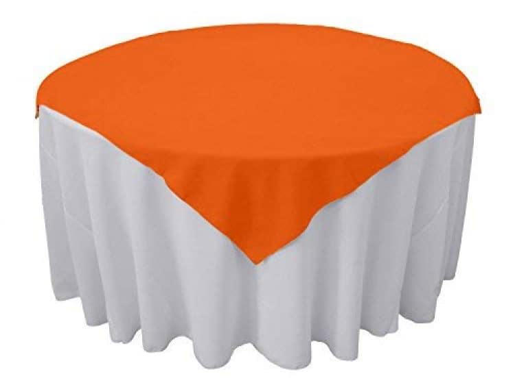 Orange Overlays (Polyester)