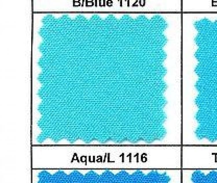 Aqua/L 1116 Table Runner