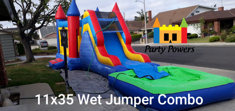11x35 Wet Jumper Combo
