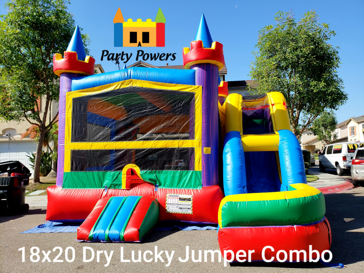 18x20 Dry Lucky Jumper Square Dry Combos