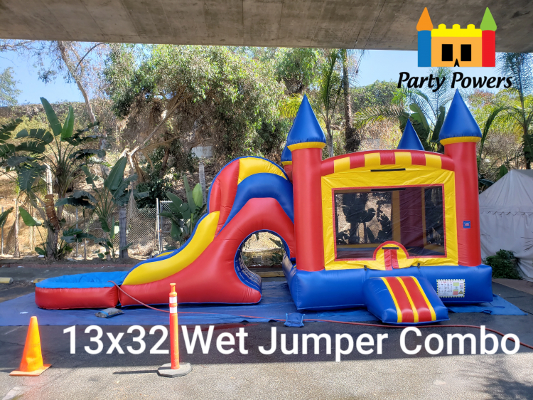 13x32 Wet Jumper Combo