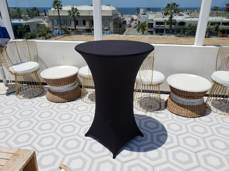 30 Round Tablecloth (Spandex)
